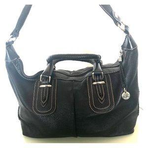 "Black ""The Sak"" purse"
